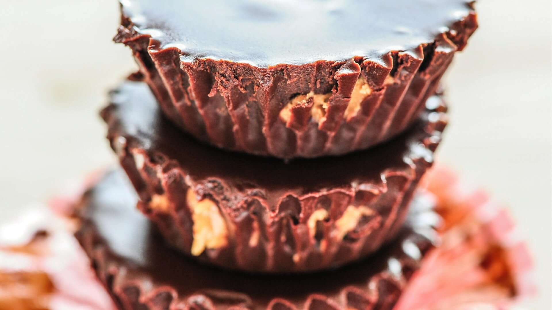 Easy Almond Butter Cups