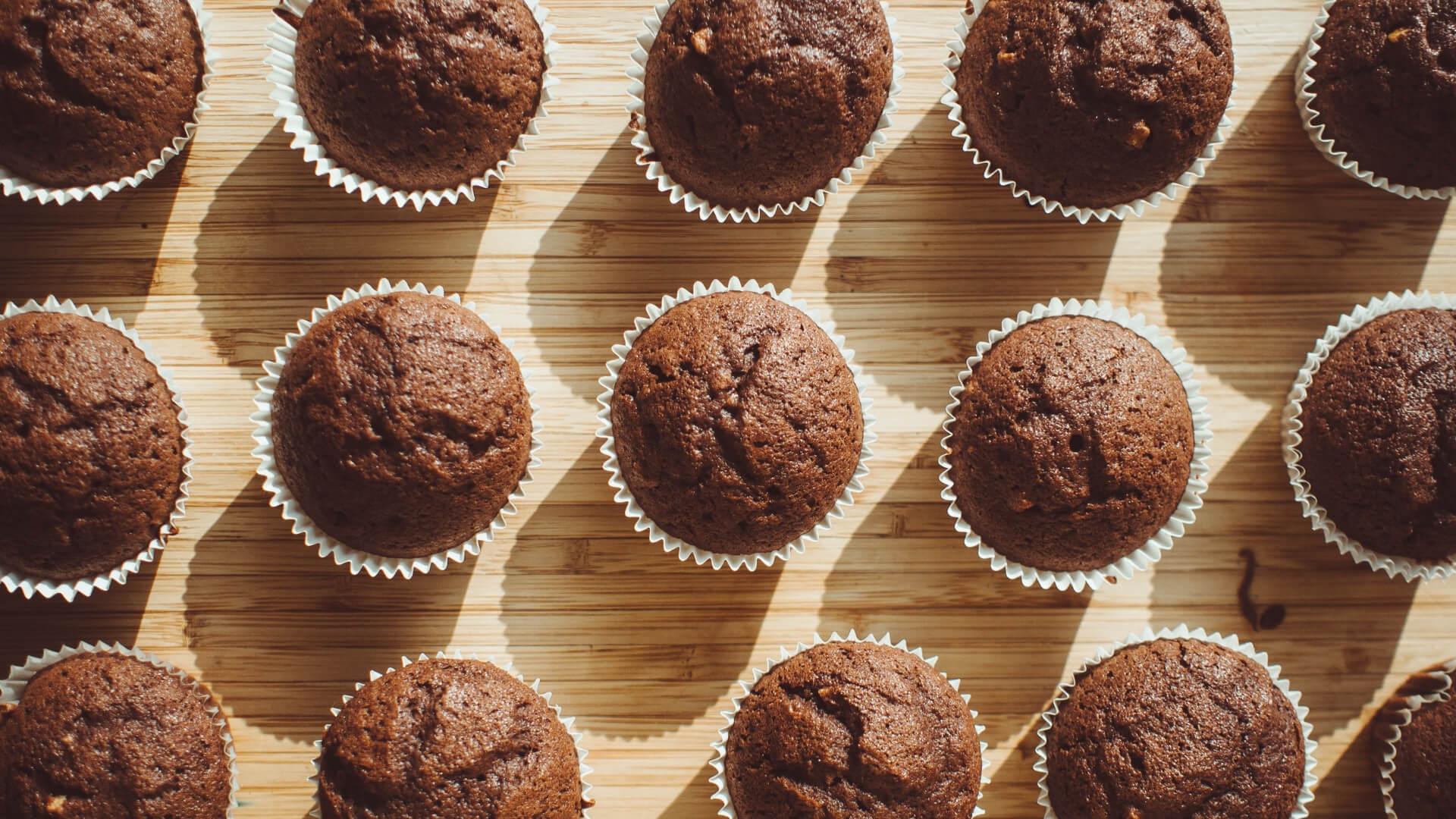 Grain-Free Apple Cinnamon Muffins