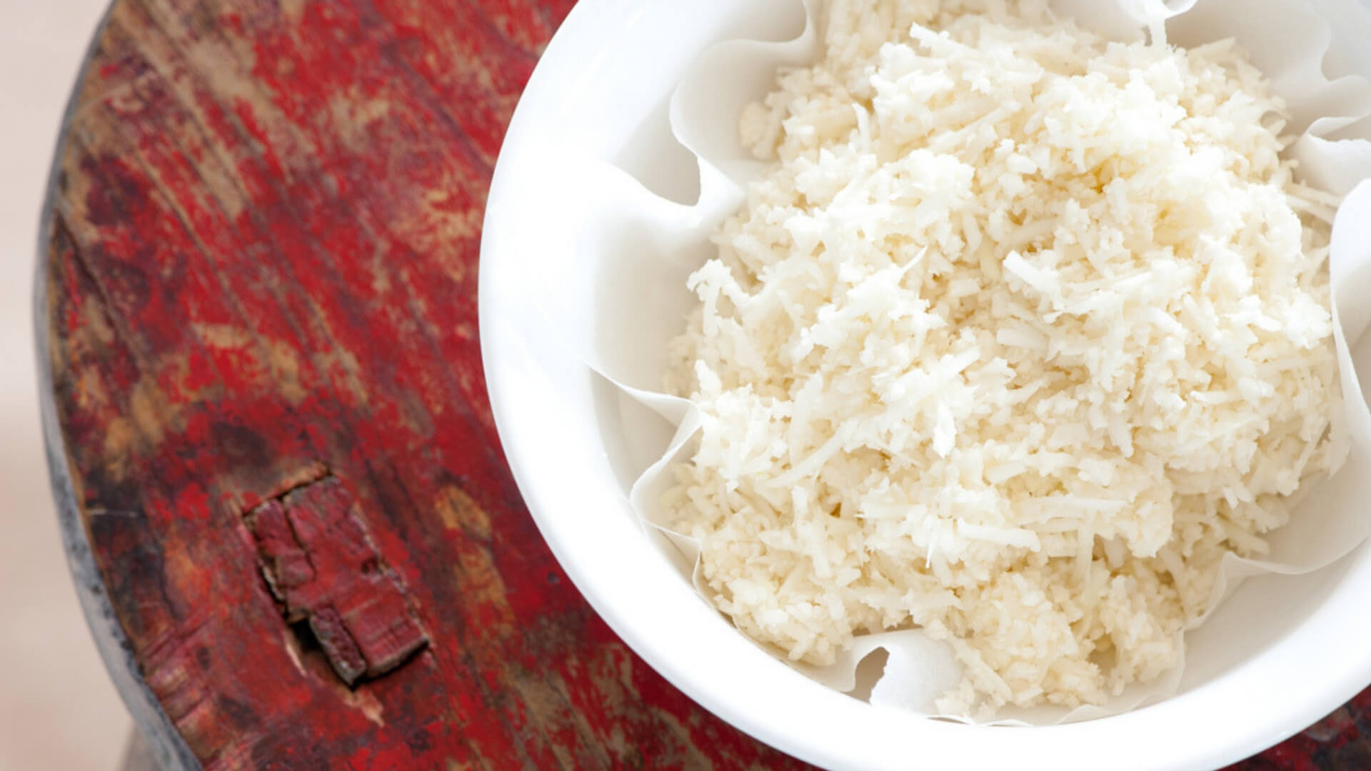 Easy Cauliflower Rice