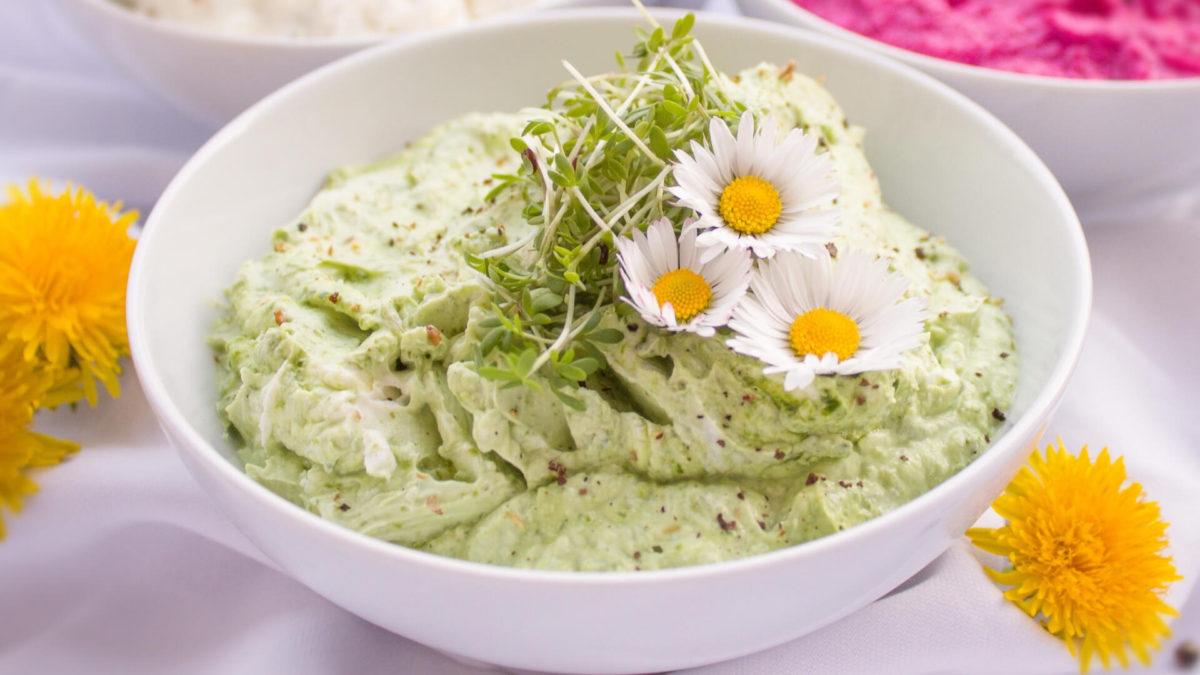 Dairy-Free Spinach Dip, vegan, paleo