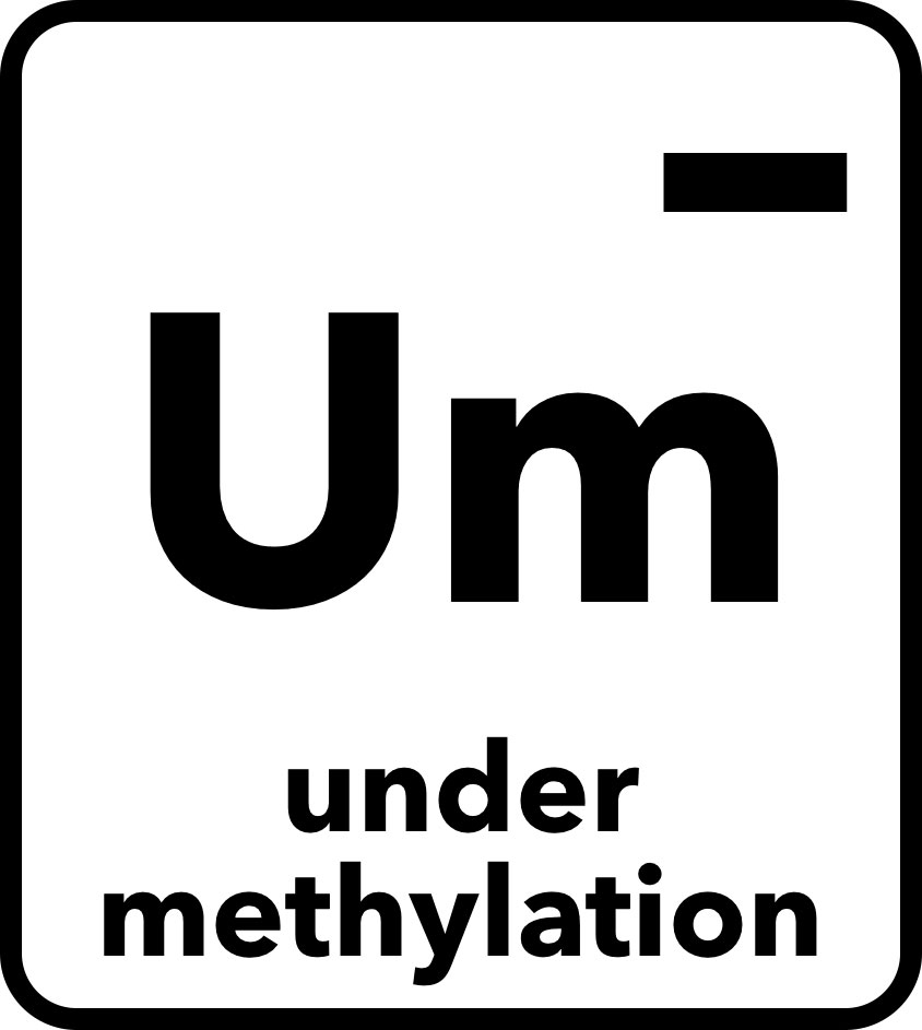 Undermethylation