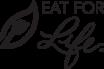 eat for life logo black