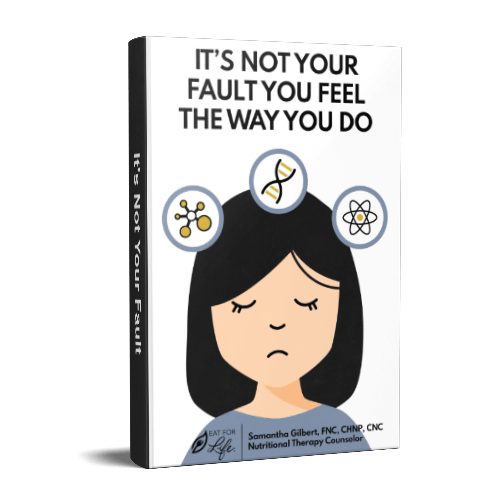 It's Not Your Fault You Feel The Way You Do
